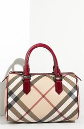 Burberry Bag - but I have the one with the black handle!