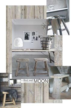 STYLEN MET KRUKJES EN BANKJES | blog thuis met Moon op Interieur Inspiratie