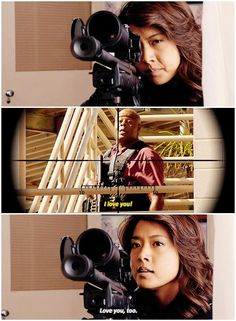 #grace park #chi mcbride #hawaii five 0 #i might have squealed into my pillow…