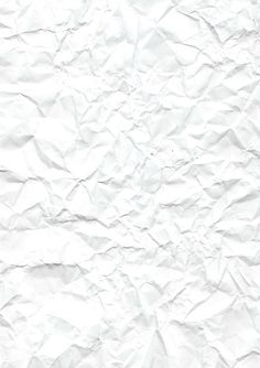 second grade and up Art Blanc, Wrinkled Paper, Event Poster Design, Picsart, Paper Wallpaper, White Texture, Old Paper, White Aesthetic, Texture Design