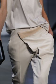 Helmut Lang Spring Summer 14 NYFW ready to wear