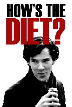 Take that, Mycroft!