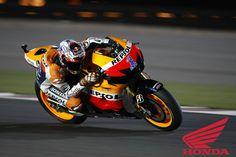 2012 Moto GP Round 1 in Qatar.
