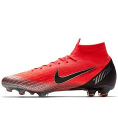 Nike CR7 Mercurial Superfly 6 Elite - Chapter 7. Hot at SoccerPro. Nike  Cleats 8bf8e703150b7