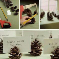 Para decorar tarjetas de regalo