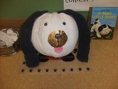 The Poky Puppy Book Pumpkin