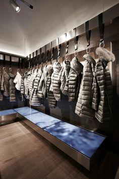 Moda Milano 2012: Herno inaugura la sua boutique milanese, foto