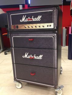 Cassettiere Marshall