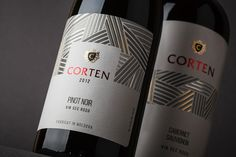 Corten on Packaging of the World - Creative Package Design Gallery