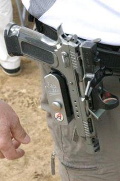 Badass competition pistol