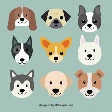 Image result for simple dog silhouette
