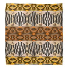 #stylish - #ethnic african tribal pattern bandana