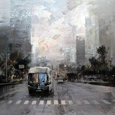 Ricardo Galán Urréjola | Paisaje Urbano