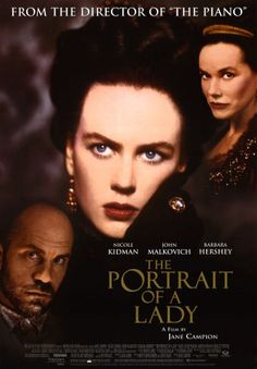 The Portrait of a Lady, starring Nicole Kidman, is set in a villa near Lucca with typical Baroque gardens, a perfect setting for the story of a woman playing the part of a perfect wife to an upper class man, meanwhile inside she is a tortured woman desperate to break free. The villa mirrors this character, with its perfectly geometric facade but has a dark and mysterious interior.