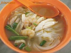 Footsteps - Jotaro's Travels: YummY! - Ipoh Hor Fun @ Kong Heng, Ipoh