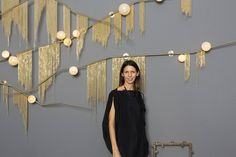 An interview with New York lighting designer Lindsey Adelman, about her work, her inspiration, her favourite projects and her favourite designers.