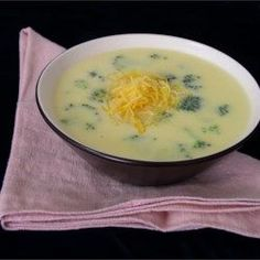 Excellent Broccoli Cheese Soup - Allrecipes.com