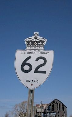 Ontario Highway 62 History - The King's Highways of Ontario Juventus Logo, Ontario, Addition Elle, Cottage, King, History, Places, Roots, Summer