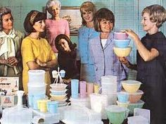 Lovely pastels in the 60's