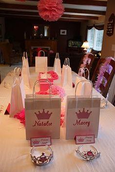 5M Creations: Princess Birthday Party Set