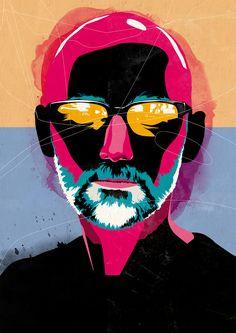 Alvaro Tapia Hidalgo · Illustrator - B-Side portrait