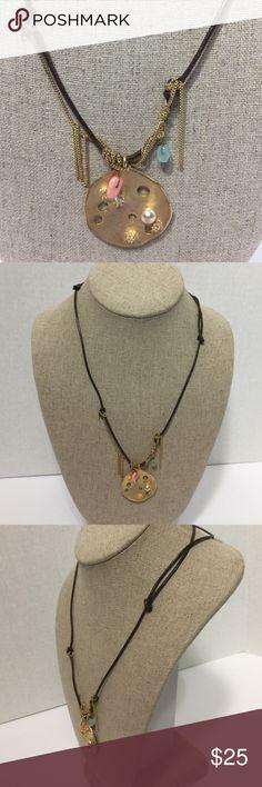 Yosca Necklece $150.00💎 Yosca  Multi-Shape Necklace $150.00💎 Yosca Jewelry Necklaces