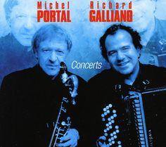 Michel Portal - Concerts