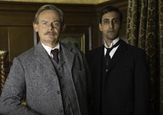 Martin Clunes to star in ITV's Arthur & George