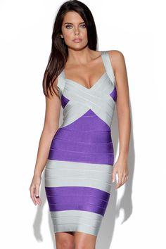 49 Best SLEEVELESS bandage dress images  dcb7dd890188