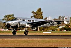 Lockheed 10-A Electra aircraft picture