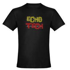 echocardiography tech t-shirts | Echo Technician