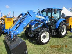 New Holland T4.75 & 65TL loader