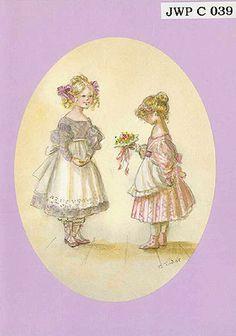 Cellar Door Books: JWP CO 39 FRIENDS FOREVER. - The World of Tasha Tudor