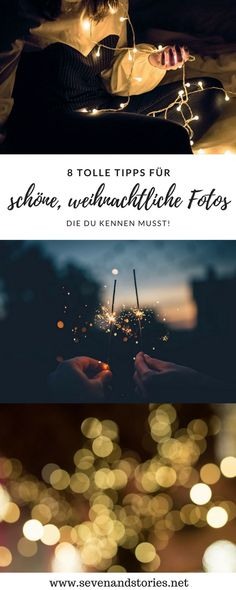 8 tolle Tipps für schöne, weihnachtliche Fotos Christmas is coming up and the social networks are flooded with beautiful and Christmas photos. Here are 8 great tips on how to create such beautiful pho Presets Photoshop, Lightroom, Smartphone Fotografie, How To Grow Eyebrows, Foto Instagram, Foto Pose, Blogger Tips, Christmas Is Coming, Story Inspiration