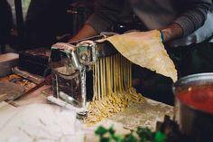 Making fresh homemade pasta - FoodiesFeed