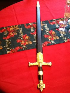 Frostmourne by epic weapons my sword collection pinterest weapons sword of solomon one handed long sword gold and steel hilt malvernweather Choice Image
