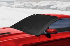 OxGord Windshield Snow Cover Ice Removal Wiper Visor Protector All Weather Winter Summer Auto Sun Shade for Cars Trucks Vans and SUVs Stop Scraping with a Brush or Shovel Car Sun Shade, Car Covers, Shovel, Vans, Weather, Ice, Trucks, Snow, Summer