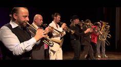 Mnozil Brass - James Bond (Brass-Comedy) - TOP !!!