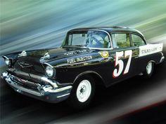 Events of 1957 in America   Barrett-Jackson Lot #667.1 - 1957 CHEVROLET 150 CUSTOM 2 DOOR