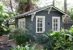 HistoricShed.com provides darling sheds for guest quarters, offices, or just extra storage