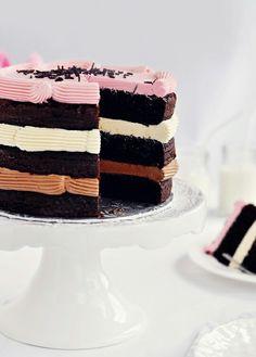 3layer cake