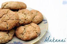 Snickerdoodles ; cookies à la canelle - MakanaiMakanai
