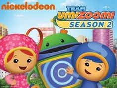 Milli, Geo and Bot from the Team Umizoomi have been a favorite among many preschool children not only for their Math power but also because they...