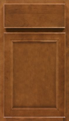 Sinclair Door Style | Affordable Kitchen & Bath Cabinets | Aristokraft- our current cabinets in rouge