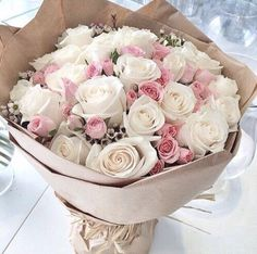 #beautiful #roses #florals #toopretty #pastels