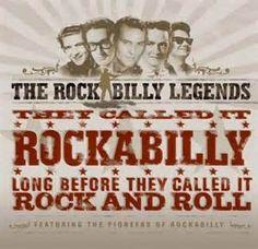 ROCKABILLY HALL OF FAME (R) - Est. 1997