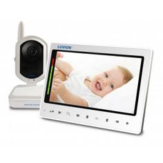 Luvion Prestige Touch Extra Large Screen Baby Monitor, Safety Products for Baby Kids Video monitoring, #babymonitoring #safety #baby #products #videomonitor