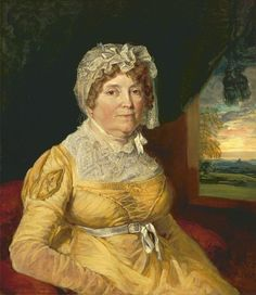 An Unknown Woman  Date 1811
