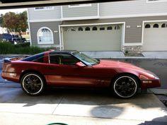 Show off your custom painted C4! NON factory colors - Corvette ...