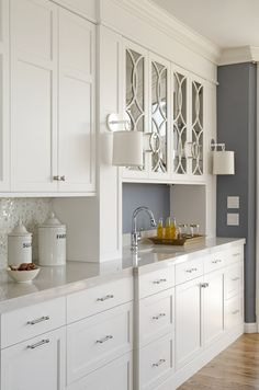 White Cabinet Doors kitchen cabinet design. beautiful kitchen cabinets details